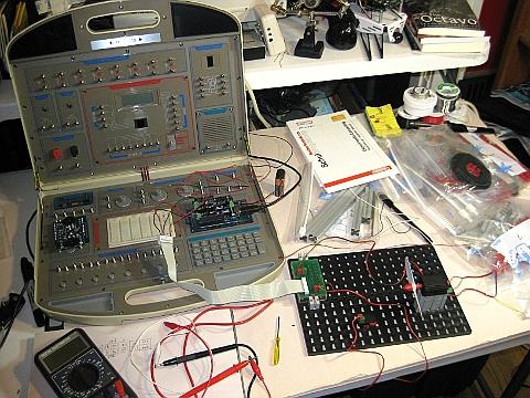 Arduino + fischertechnik 1