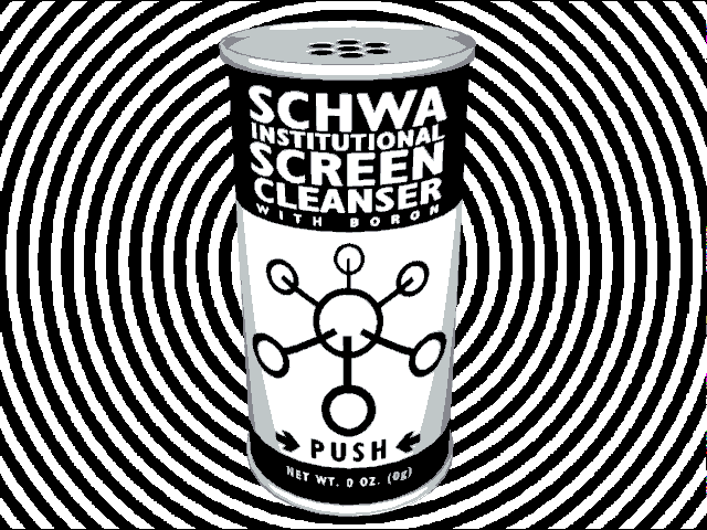 SCHWA Screen Cleanser