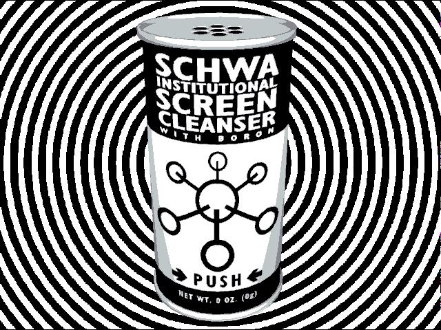 SCHWA Screen Cleanser